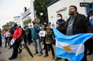 Policías de Rosario entregaron un petitorio reclamando incremento salarial