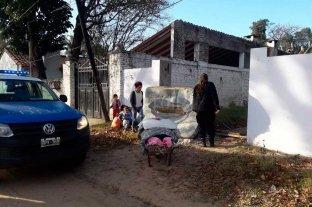 Varios casos de usurpación  en Sauce Viejo y en Rincón