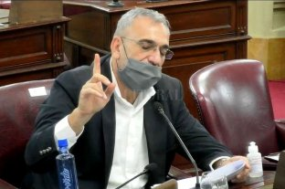 Calvo solicitó la exención de impuestos nacionales a la Unidad Ejecutora N° 9