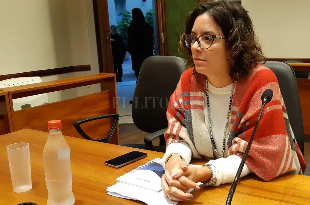"""La fiscal Celeste Minniti adelantó que se podría ampliar la imputación con la """"promoción a la corrupción de menores agravada"""". Crédito: Archivo"""