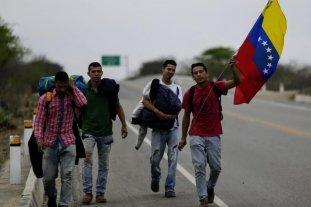 Más de 100 mil migrantes venezolanos regresaron a su país en el contexto de la pandemia