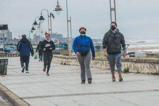 Siguen aumentando los casos de coronavirus en Mar del Plata