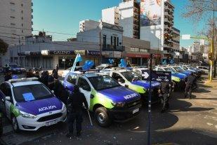 Kicillof anunció aumentos para policias