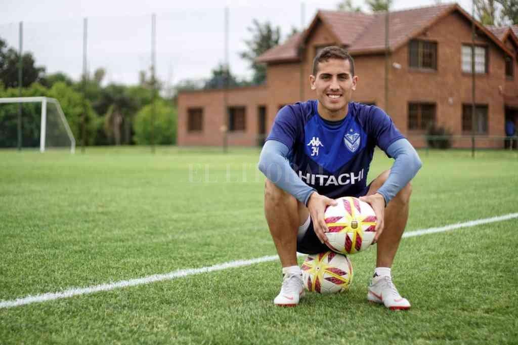 Braian Cufré seguirá su carrera en el Mallorca de España. Crédito: Archivo