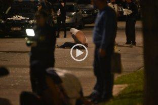 Persecución y tiros en barrio Guadalupe: policías versus estafadores