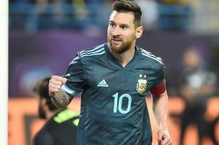 Conmebol confirmó que la sanción a Messi prescribió y podrá jugar la doble fecha de Eliminatorias