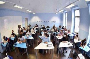 Nación dio el visto bueno para el reinicio de las clases presenciales