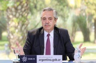 """Alberto Fernández: """"A algunos les duele renunciar a los privilegios"""""""