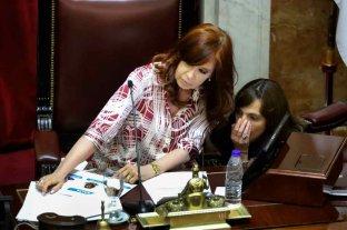 """Cristina acusó a dos camaristas por """"garantizar la impunidad"""" de Macri"""