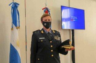 """Emilse Chimenti: """"Debemos reforzar la instrucción y formación de la policía de Santa Fe"""""""