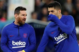 Koeman dio su primera lista con Messi, pero sin Suárez ni Vidal