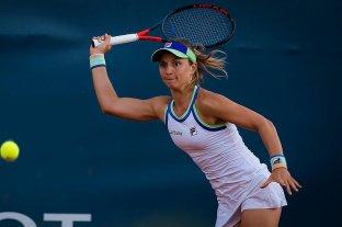 Podoroska ganó y quedó a un paso de la clasificación a Roland Garros