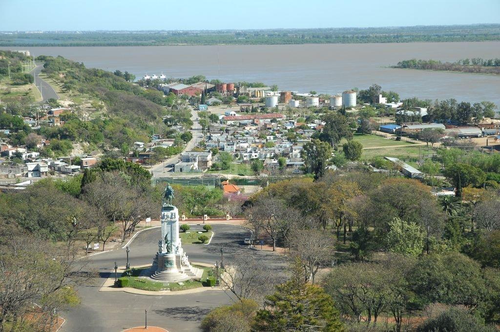 Ciudad de Paraná - Archivo El Litoral Crédito: Néstor Gallegos