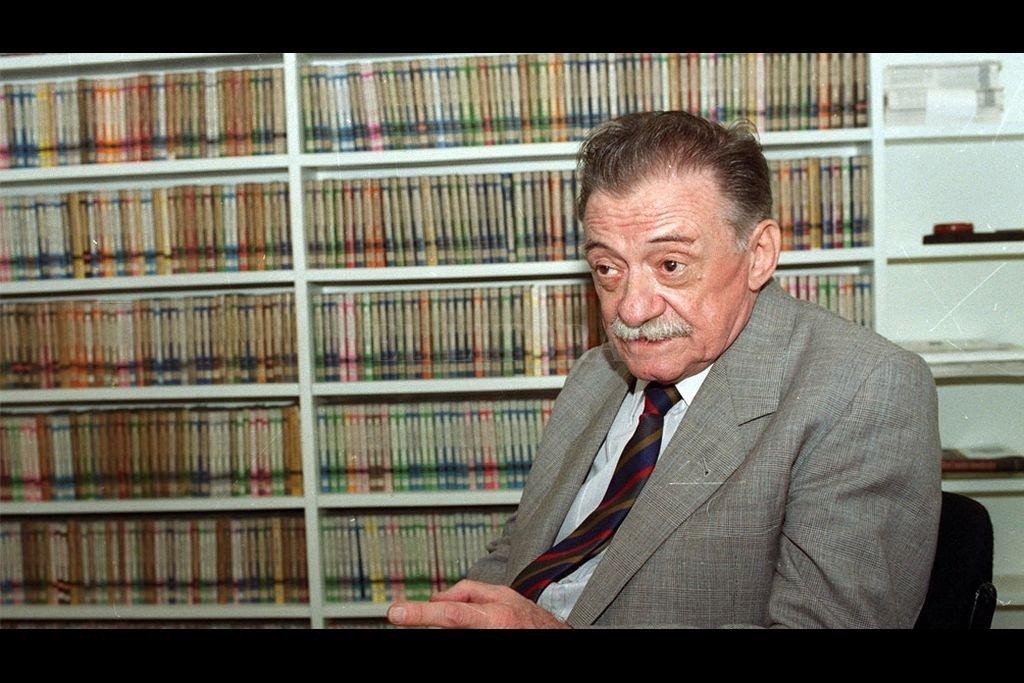 Dentro de la serie de homenajes que tendrán lugar en septiembre por el centenario del nacimiento del escritor uruguayo Mario Benedetti (1920-2009) se destaca el que organizan el Instituto Cervantes.  Crédito: Télam