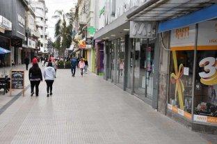 """""""Gran descontento"""" de comerciantes del centro: piden trabajar de 14 a 19.30"""