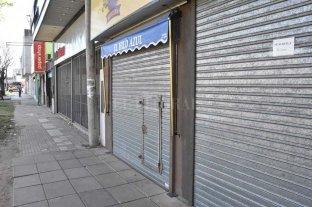 Los negocios abren por la tarde en  toda la ciudad, menos en el centro