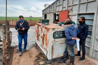 """Trabajador rural rescatado de """"semiesclavitud"""" en el sur de Santa Fe"""