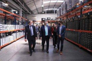 Fernández criticó a Macri en el lanzamiento de los Precios Cuidados para la Construcción