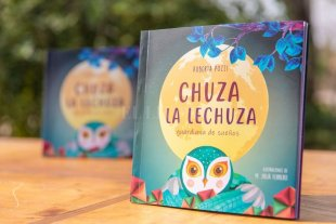 """""""Chuza, la lechuza"""": un libro de poemas para niños que nació en la cuarentena"""