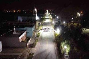 Renuevan el sistema energético en San Carlos Sud