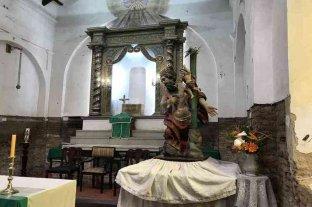 Culminan la primera etapa de restauración de la histórica Capilla de 1830