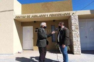 Borla entregó aportes a instituciones en localidades del departamento San Justo