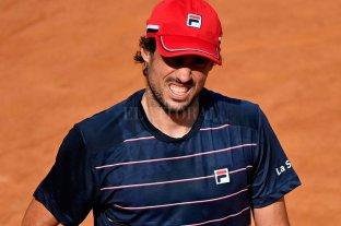 Roland Garros: Pella se mide ante Carreño Busta