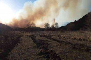 Informe oficial: 14 provincias continúan afectadas por los incendios forestales