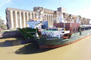 Se intensifican las operaciones en el puerto de la ciudad