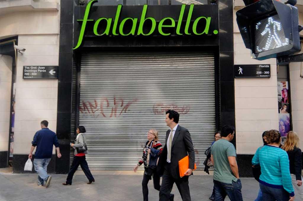 Falabella deja Argentina cerrando las primeras 4 tiendas — Confirmado