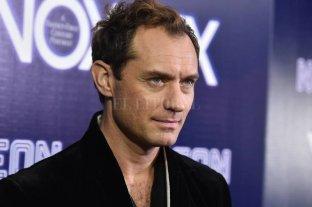 Jude Law anunció que será papá por sexta vez