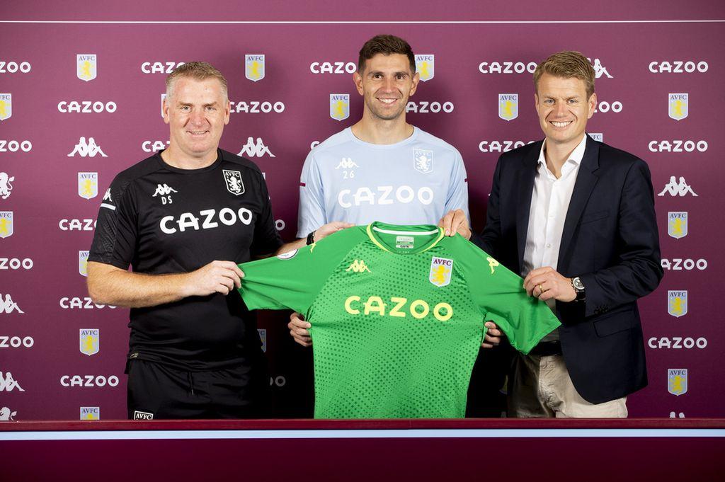 Crédito: Prensa Aston Villa