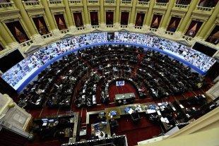 La Cámara de Diputados retoma las sesiones mixtas con agenda consensuada