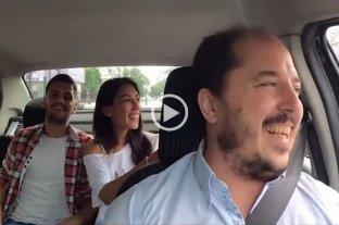 """Plebiscito chileno: un """"taxista argentino"""" protagoniza un polémico spot publicitario"""