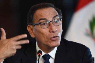 """Perú: Martín Vizcarra se enfrenta a un juicio de destitución por """"incapacidad moral"""""""