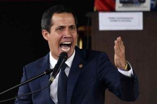 El Parlamento Europeo pide reconocer a Guaidó como presidente interino de Venezuela