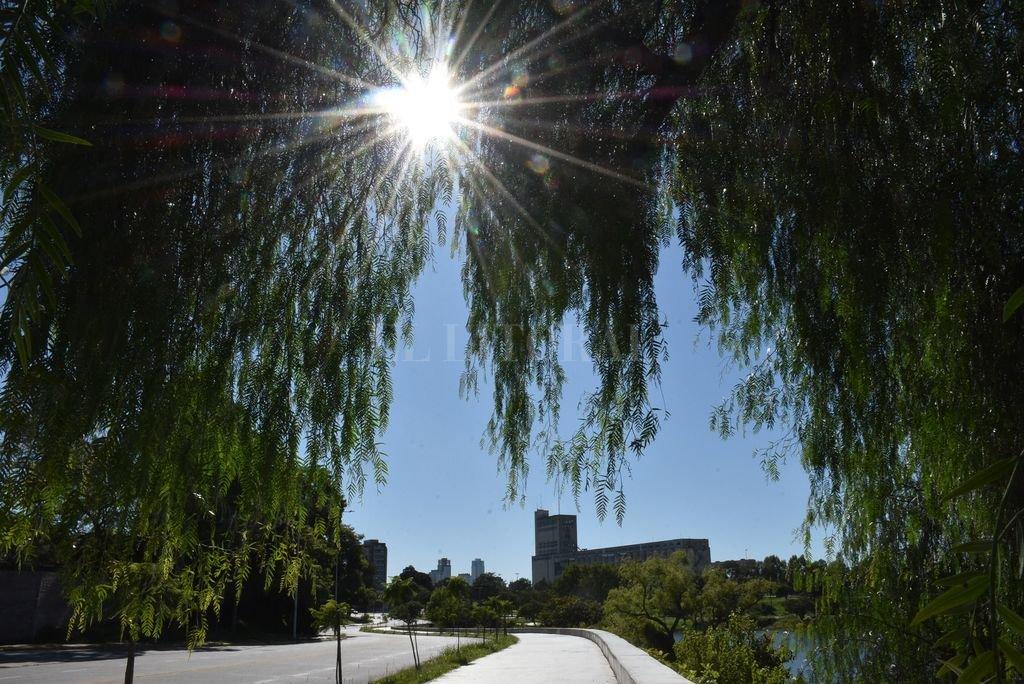 Parque del Sur de la ciudad de Santa Fe Crédito: Pablo Aguirre