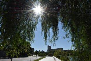 """Jueves """"primaveral"""" en la ciudad de Santa Fe"""