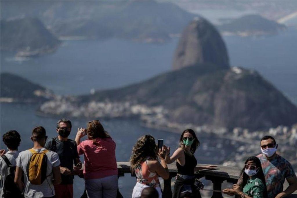 Brasil es de los países con más contagiados Crédito: Gentileza