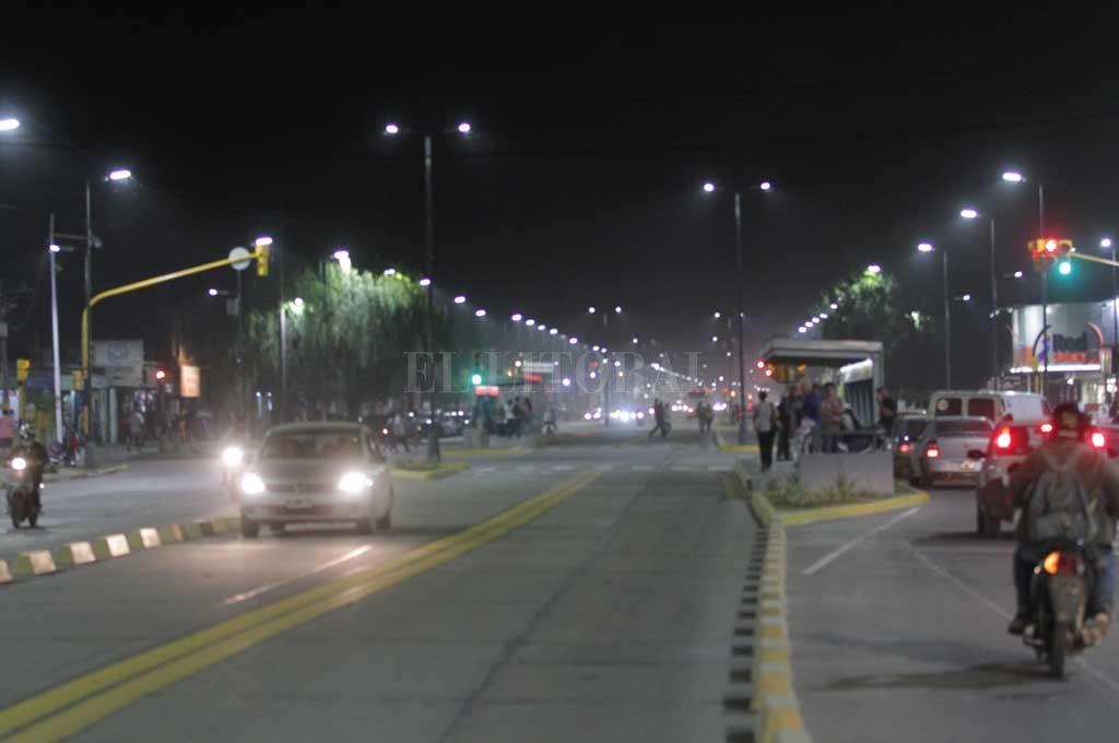 La víctima había sacado dinero de un cajero ubicado sobre Av. Blas Parera Crédito: Archivo El Litoral / Manuel Fabatía