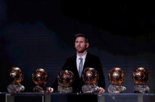 Se cumplen 20 años de la llegada de Messi al Barcelona: todos sus logros