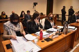 """Declararon los hermanos que presenciaron el femicidio de """"la seño"""" Vanesa Castillo - Se lleva adelante el juicio contra el único acusado en la causa -"""
