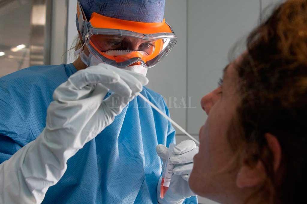 Coronavirus: la ciudad de Santa Fe registró más casos que Rosario en las últimas 24 horas -  -