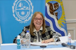 """La gobernadora Alicia Kirchner destacó """"la mirada federal"""" del proyecto de Presupuesto 2021"""
