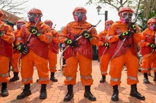 Bolivia decretó emergencia nacional por incendios de forestales