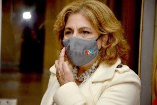La ministra de Salud de la provincia tiene coronavirus - Sonia Martorano.