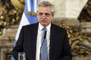Fernández participará de la Asamblea de ONU, que por primera vez en su historia será virtual