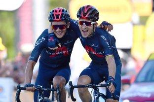 Histórico final de etapa en el Tour de Francia