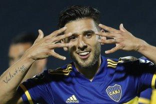Con dos goles de Salvio, Boca derrotó la Libertad en Paraguay
