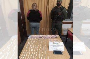 Desbarataron un bunker de drogas en Puerto San Martín y detuvieron a una mujer